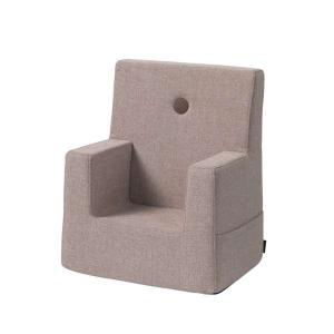 BY KLIPKLAP - KK KIDS CHAIR (SOFT ROSE/ROSE)