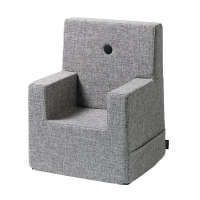 BY KLIPKLAP - KK KIDS CHAIR XL (MULTIGRÅ/GRÅ)