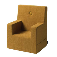 BY KLIPKLAP - KK KIDS CHAIR XL (MUSTARD/MUSTARD)