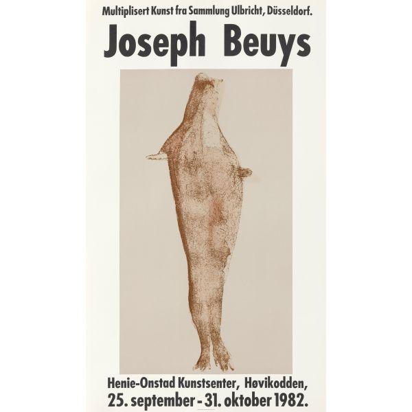 Joseph Beuys 1982