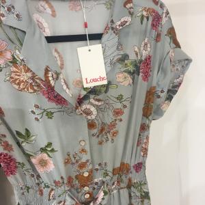 Brianna Tie Shirt Dress