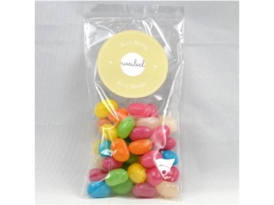 Jellybeans i flatpose