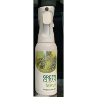 green clean baderom
