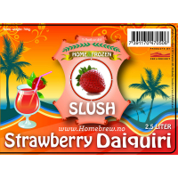Frozen Strawberry Daiquiri Slush 2,5 liter