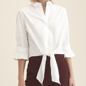 Ibby Cropped Shirt