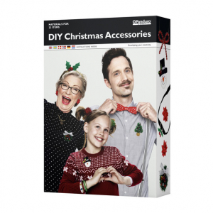 DIY FAMILY ACCESSORIES BOX