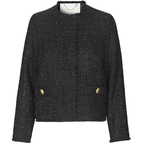 Lex Noir short jacket