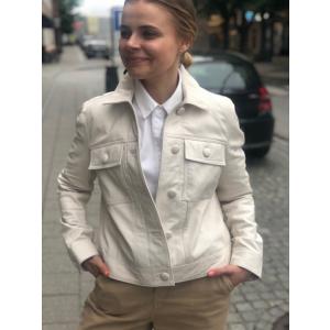 London leather jacket