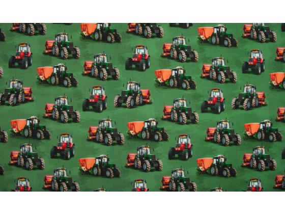 Jersey med traktor