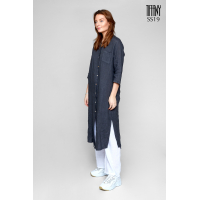 181015 Tiffany Skjortekjole