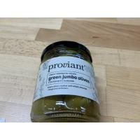 Proviant grønne jumbo oliven