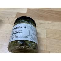 Proviant grønne oliven m/hvitløk