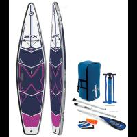 STX Tourer X-Light 11,6 - Oppblåsbar (Purple/Pink)