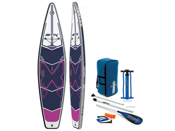 STX Tourer X-Light 11,6 - Oppblåsbar (Purple/Pink)