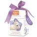 Bath-shampoo + Body lotion + protective cream Baby, Hippo series