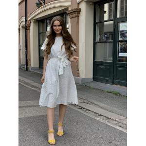 Vienna midi dress