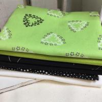 Pakke Grønn/svart