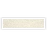 Naturpledd hvit nr 100 140x220
