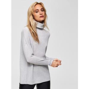 Eya cashmere genser grå