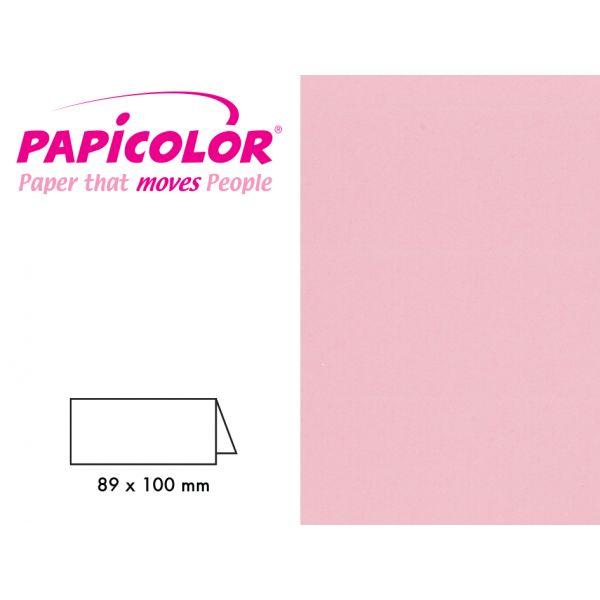 Papicolor Bordkort – 959 Babyrosa 25stk