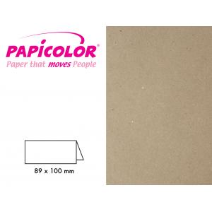 Papicolor Bordkort – 322 Natur Kraft 25stk