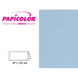 Papicolor Bordkort – 955 Lys blå 25stk