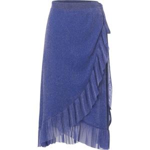 Ninnet Skirt Electric Blue