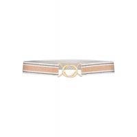 Cocouture Wednesday lurex belt