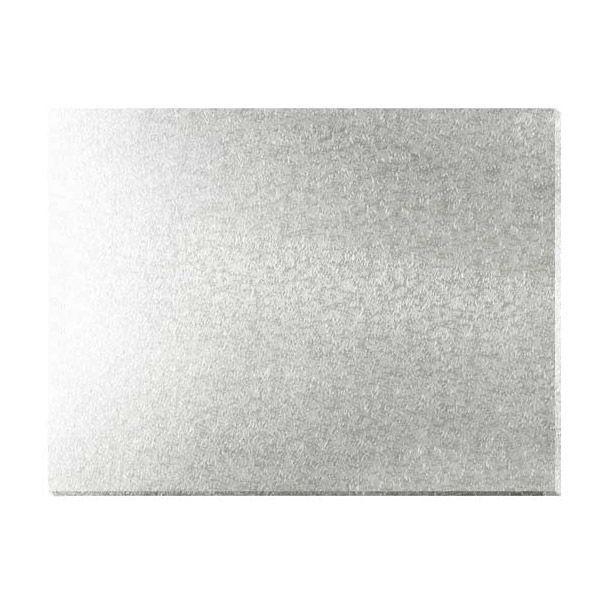 Kakebrett Rektangulære, 2pk, Sølv 33x46cm