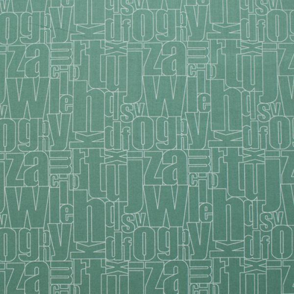 Flourish bokstaver 50 cm