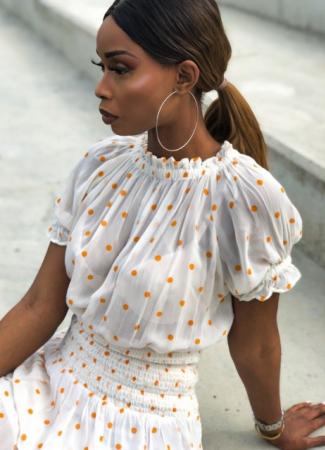 Amia blouse