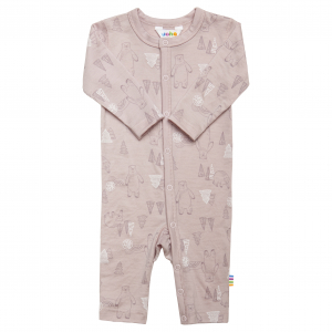 JOHA - JUMPSUIT HAPPY BEAR ROSA