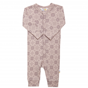 JOHA - JUMPSUIT SNOW CRYSTAL ROSA
