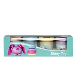 Panduro Dough leire Shiny 4 st
