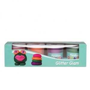 Panduro Dough leire Glitter 4