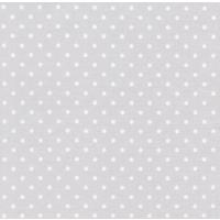Bunnies dot grey