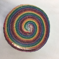Regnbue jelly roll