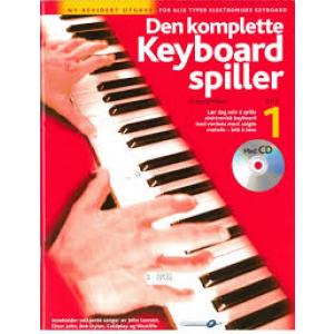 DEN KOMPLETTE KEYBOARD SPILLER 1