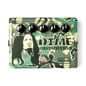 EFFEKTPEDAL DUNLOP DIME DISTORTION