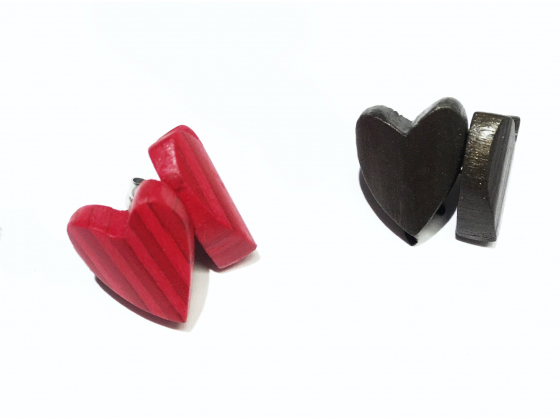 Tre hjerter