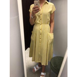 Fleur Shirt Dress