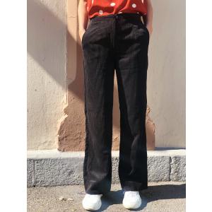 Boyas Trousers - Black