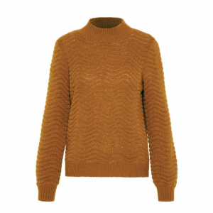 Bentrice Pullover Buckthorn brown