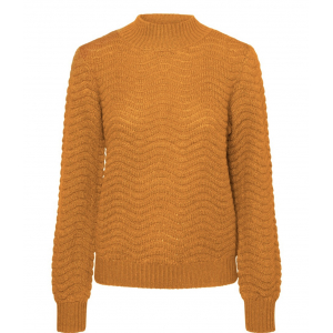Bentrice Pullover - golden yellow