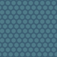 Something blue polka darkblue