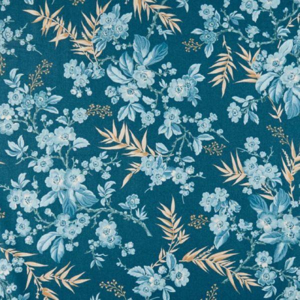 Something blue floral