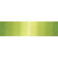 Ombre confetti metallic lime
