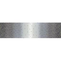 Ombre confetti metallic grey