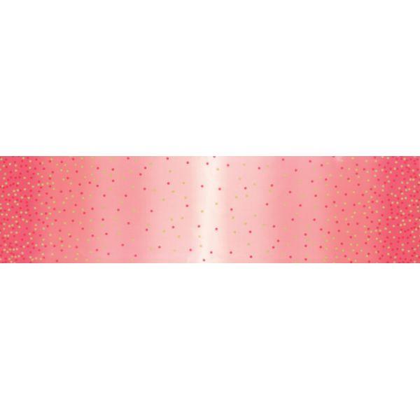 Ombre confetti metallic popsicle pink