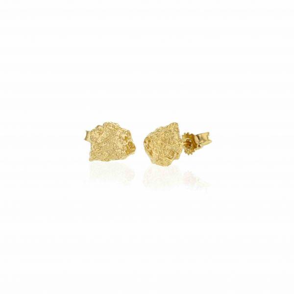 Grit, Erosion earrings.